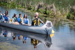 Sturgeon creek canoe 11