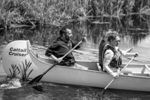 Sturgeon creek canoe 12