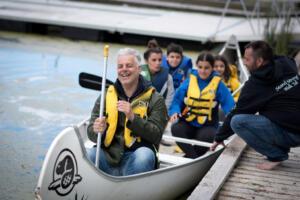 Sturgeon creek canoe 3
