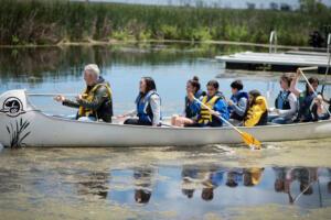 Sturgeon creek canoe 5