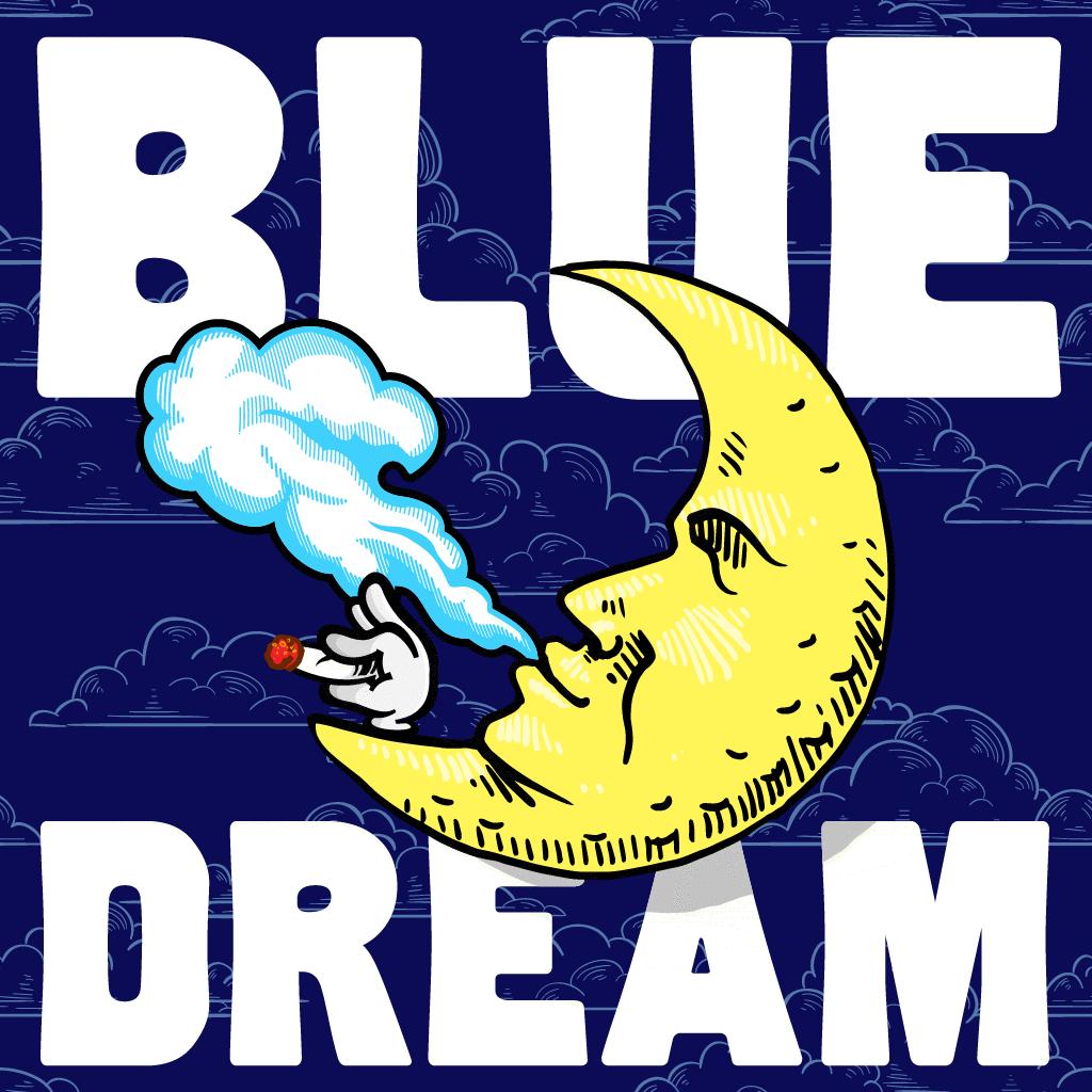 Blue Dream Icon